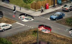 Ilusões óticas realistas do mestre do Photoshop sueco Erik Johansson _ ilusoes de otica eric johansson (6)