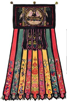 Back of Numinchen shaman's robes...article on shamanic women n soul retrieval