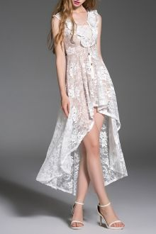 Join Dezzal, Get $100-Worth-Coupon GiftHigh Low Lace DressFor Boutique Fashion Lovers Only: Designer Collection·New Arrival Daily· Chic for Every Occasion