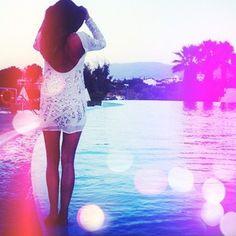 summer inspiration #fashion #photography