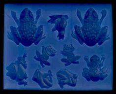 A114 Frog Set: 1/2 x 1 1/4