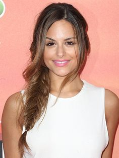 The one braid you'll want to wear all summer: Pia Toscano's simple (and very sexy) fishtail