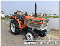 UsedJapaneseTractors.jp : KUBOTA L2002DT 4WD Kubota, Tractor