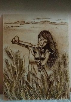 Wood Burning Tool, Wood Burning Crafts, Wood Burning Patterns, Coffee Painting, Painting On Wood, Pyrography Patterns, Sketches Of People, Wooden Crafts, Diy Crafts