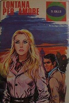 Lontana Per Amore,Sara Gills  ,Malipiero ,1972