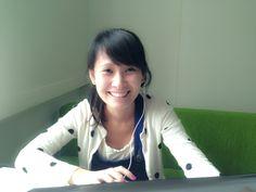 Trang, 25, journalist ELLE magazine