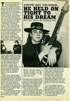 229 best images about Stevie Ray