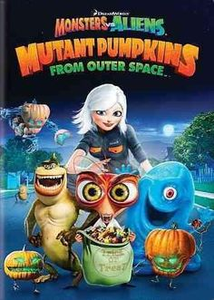 When evil aliens pose as harmless pumpkins in a bid to take over planet Earth on Halloween night, it's up to Susan (voice of Reese Witherspoon), B.O.B. (voice of Seth Rogen), Dr. Cockroach (voice of H