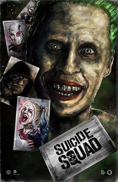 Joker & The Suicide Squad by Jim Lee & Luke... - Living life one comic book at a time.