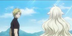 Yuriy et Mavis - Fairy tail zero