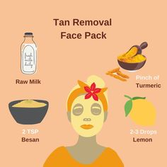 Homemade Face Pack, Homemade Skin Care, Beauty Tips For Glowing Skin, Health And Beauty Tips, Face Skin Care, Diy Skin Care, Beauty Care Routine, Skin Care Remedies, Parlour