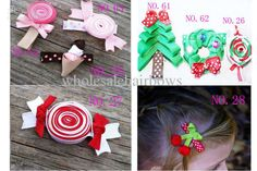 Wholesale girl animals hairs clip hair bows Hair Accessories girl hair bow grosgrain ribbon bows girls K19, Free shipping, $0.44-0.87/Piece | DHgate