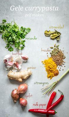 Indian Food Recipes, Asian Recipes, Healthy Recipes, Curry Pasta, Vegan Recepies, Masala Recipe, Homemade Sauce, Spice Mixes, Diy Food