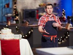 14 Best Holiday Baking Championship images in 2015   Holiday baking