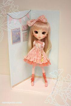 Lara Duette // Pullip doll