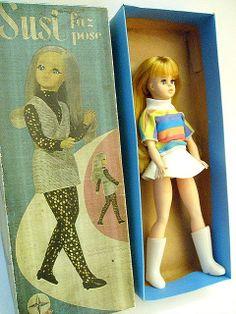 Susi doll 70s