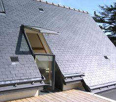 velux la fen tre terrasse de toit gel velux vea veb vec architecture home design. Black Bedroom Furniture Sets. Home Design Ideas