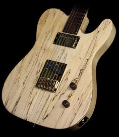 Lombardo COOP with Spalted Maple top