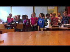 Bedanklied voor de hulpouders van de Flierefluiter groep 5 - YouTube