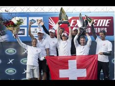 Extreme Sailing Series™ 2014 highlights Jj Rousseau, Victorious, Singapore, Sailing, Highlights, Champion, Kicks, Waves, Boat