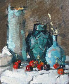 Maggie Siner at Berkley Gallery