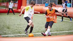 Laat je vaardigheden zien op de ING-voetbalmiddag op woensdag 30 september bij Robur et Velocitas 1882 - Apeldoorn-nieuws