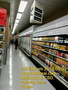 Supermarket Signage cater to three angles instead of two angles   Coles Supermarkets Food-And-Drinks Ideas Melbourne Supermarket
