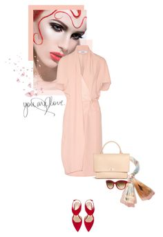 Mondays - 17.08.15 by matilda66 on Polyvore featuring polyvore, fashion, style, Chalayan, Nicholas Kirkwood, Givenchy, Moschino, Burberry and polyvoreeditorial