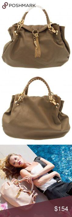 New Liu.Ju beige handbag! Gorgeous details! New Liu.Ju beige handbag! Gorgeous details! Liu Jo Bags Totes