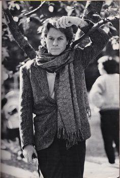 ROBERT PALMER 1985 / pic:Midori Tsukagoshi/music life