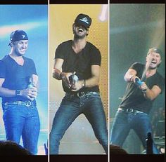 Oh yeah he threw some beer on me last year at the farm tour! Most Beautiful Man, Gorgeous Men, Amazing Man, Awesome, Country Music Artists, Country Singers, Country Men, Country Strong, Caroline Bryan
