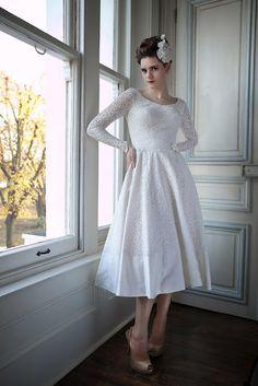 1940s Dress Includes Story Of Original Bride
