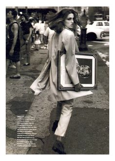 Yasmin Le Bon for Prada 1990