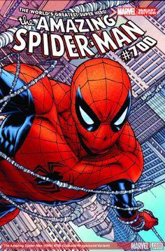 "New Marvel Comics for December 26, 2012 - Celebrate ""Amazing Spider-Man"" #700"