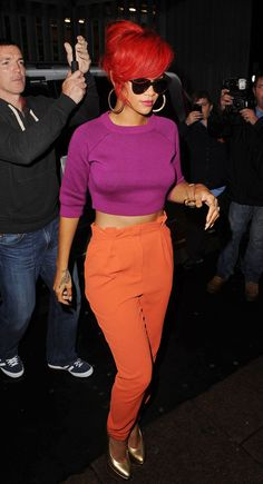 Rihanna To Be Honored For CFDA For Her Exciting Style. See 10 Of Her Wildest Looks!