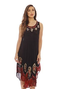 Just Love Summer Dresses Plus Size / Swimsuit Cover Up / Resort Wear * You can find more details by visiting the image link.