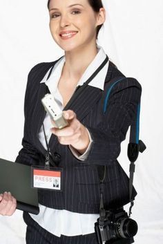 news reporter costume - Google Search
