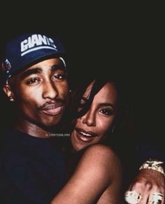 Aaliyah and PAC