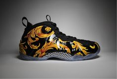 The Nike Air Foamposite One and Air Foamposite Pro both debuted in 1997. The Foamposite One debuted in 1997 as one of Penny Hardaway's signature shoes, and stands as one of the most expensive basketball sneakers of the era. The Nike Air Foamposite One and Pro are composed of a seamless liquid foam mold, a Zoom air unit and a carbon fiber mid foot plate. The main difference between the models comes in the form of the side Swoosh and the lack of any Penny Hardaway branding. Both silhouettes…