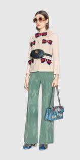 Gucci Look 85 - Donna, Pre-fall 2017 Collezioni