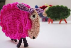 Fuente: http://www.etsy.com/es/listing/96964284/easy-crochet-sheep-pattern-make-your-own