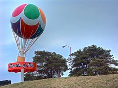 Worlds Of Fun right next door to Oceans of Fun - my home town fun :) Teenage Years, Fairy Land, Hot Air Balloon, Worlds Of Fun, Back In The Day, Oceans, Cool Places To Visit, Kansas City, Missouri