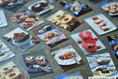 Sweets, food blog