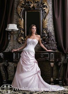 Impression Bridal Gown 6806  Pink