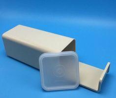 Tupperware Cheese Butter Keeper Holds 1lbs Beige Cream 1827 1828 1829 | eBay
