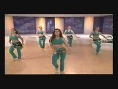Belly Dance Workout - Part 2 of 3