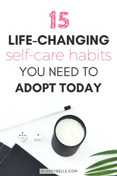 Looking to recharge, improve your happiness, reset your anxiety and stress levels, & be as productive as possible? Here are 15 simple self-care habits & practices that you can incorporate into your daily life that will inspire joy and happiness every day and change your life for the better!   self-care   self-care practices   health   wellness   inspiration   motivation   inspire happiness   how to be happy   mental health   meditation   live your best life