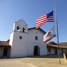 El Presidio de Santa Barbara State Historic Park in Santa Barbara, CA