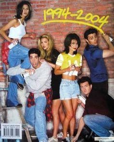 No dia do amigo, os melhores amigos que a TV proporcionou!