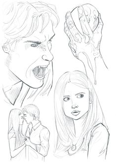 vampire blood drawing drawings pencil easy scary diaries caution doodles